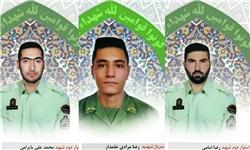 مراسم ترحیم شهدای پاسداران تهران امروز برگزار می شود