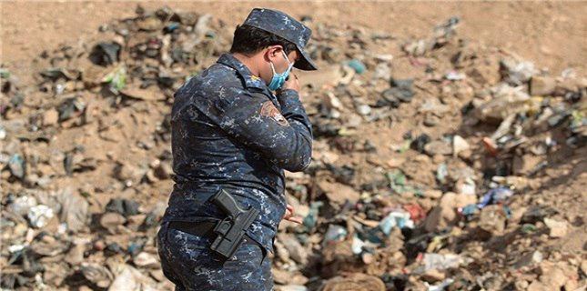 کشف ۴۰۰ جسد متعلق به داعش در «الشهوان» موصل