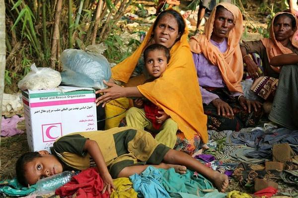 وخامت اوضاع آوارگان روهينگيا در بنگلادش