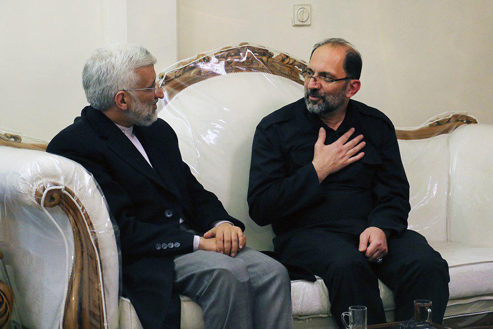 امنیت ایران مدیون حدادیان هاست/ مدعیان مبارزه با خشونت در برابر داعشی ترین رفتار ها ساکتند