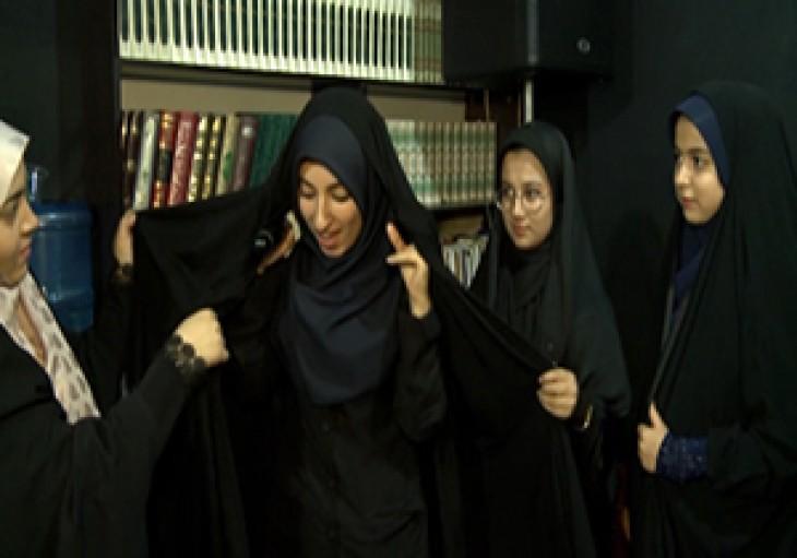 فیلم/ خبرنگاری که پس از یک گزارشش چادری شد