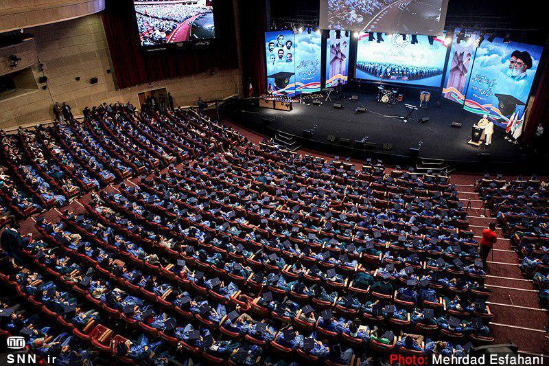 جشن متمرکز دانش آموختگی دانشگاه تهران برگزار میشود