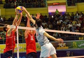 تیم ملی والیبال ایران با شکست قزاقستان به مسابقات قهرمانی جهان صعود کرد