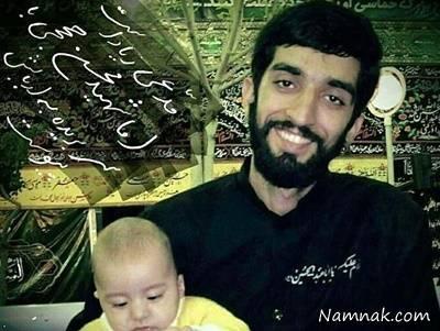 Image result for پیام تسلیت به خانواده محسن حججی