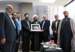 پوشش کنگره امام سجاد (ع) توسط شبکه قران و معارف سیما