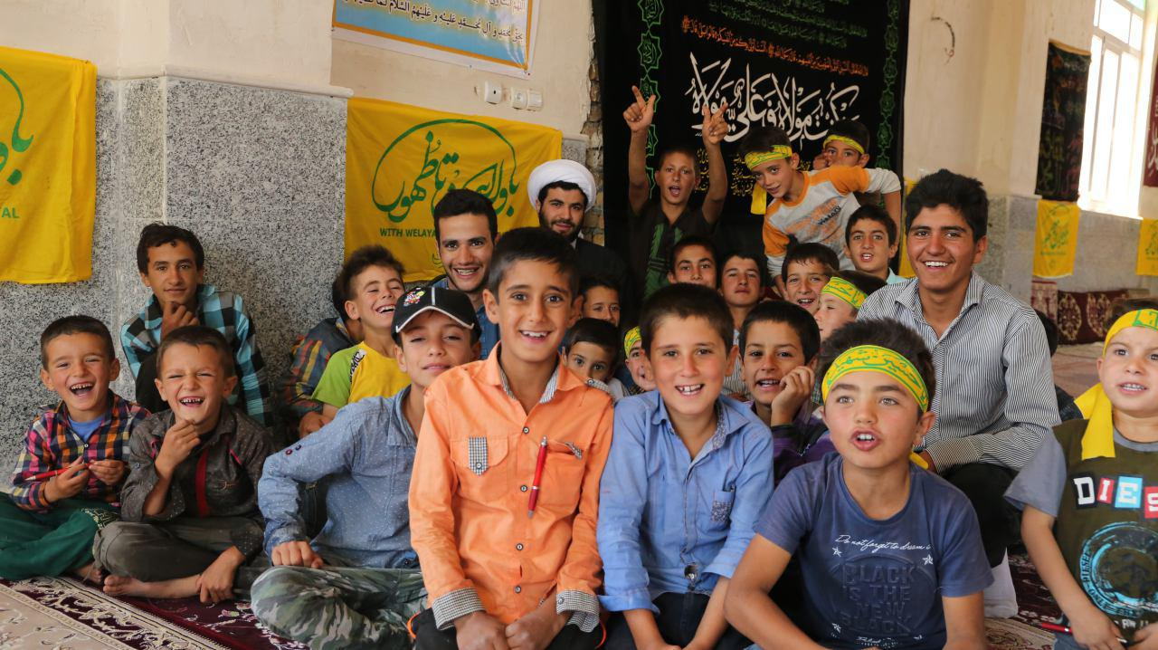 اردو جهادی شیرینتر از عسل! + تصاویر