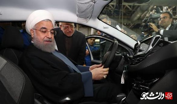 تحویل پژو ۲۰۰۸ هم، داستان شد! / درخشش برجام، تحول شگرف ایران خودرو