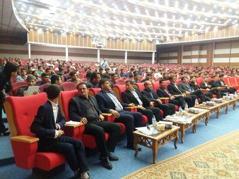 سومین دوره کنفرانسهای ملی شیمی، برق و عمران برگزار شد