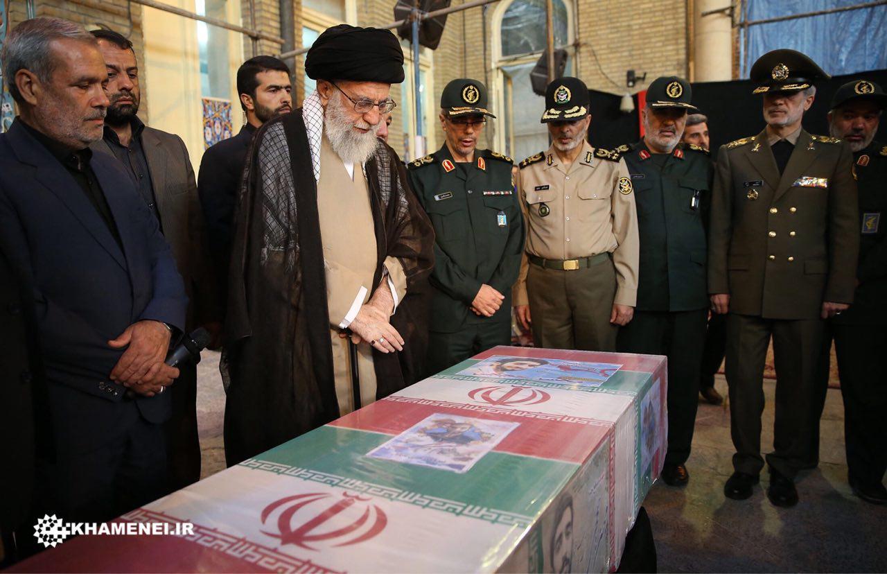 لحظه به لحظه با پیکر مطهر «شهید حججی»/ مراسم تهران تا ساعاتی دیگر آغاز خواهد شد