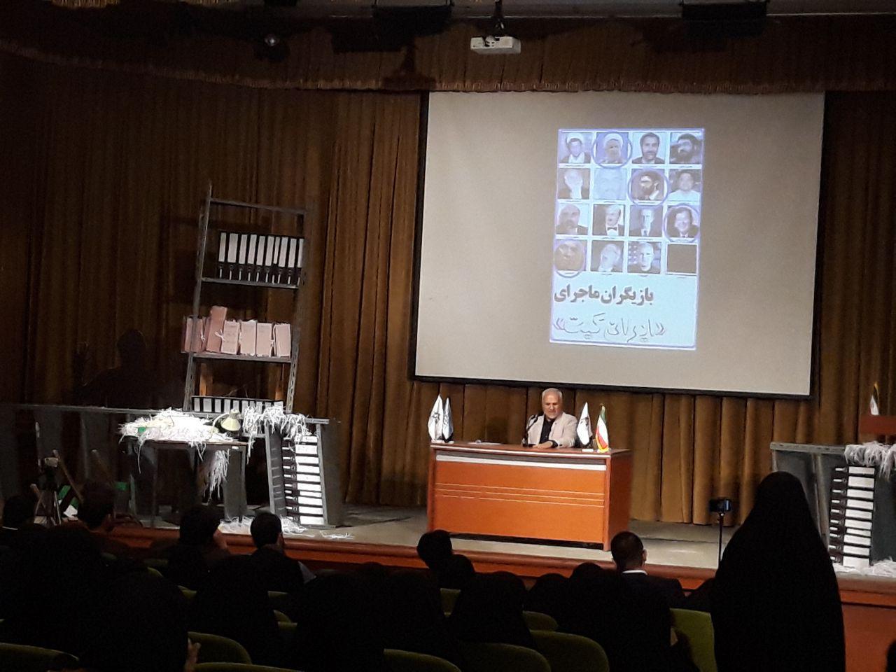 روایتی متفاوت از یک مراسم دانشجویی متفاوت/ ماجرای یک دکور سینمایی
