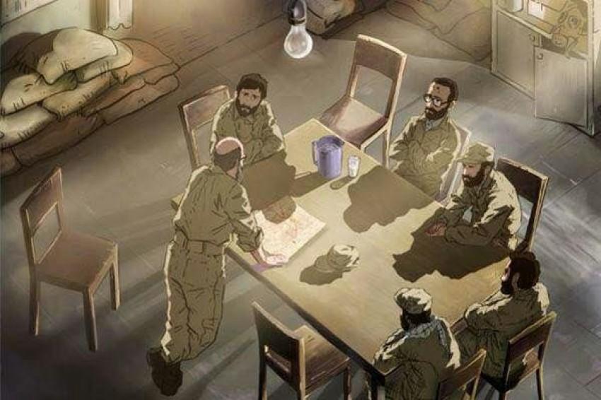 «رهایی از بهشت» انیمیشن برگزیده جشنواره «فورت مکموری» شد