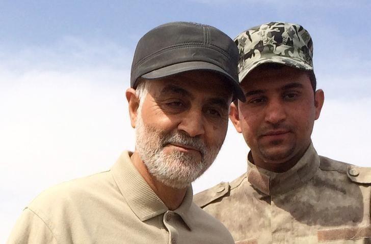 سردار سلیمانی در تاریخ جهان ماندگار شد +عکس
