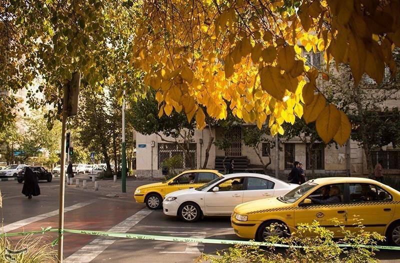 تهران آذرماه را با هوای «سالم» شروع کرد