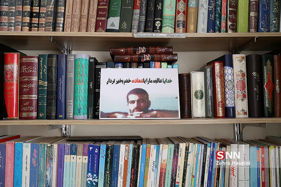 مصاحبه شهید خلیلی/ منتشر نشود/ در حال تکمیل