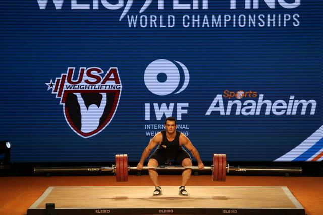 گزارش فدراسیون جهانی وزنه برداری از مهم ترین اتفاقات مسابقات آمریکا
