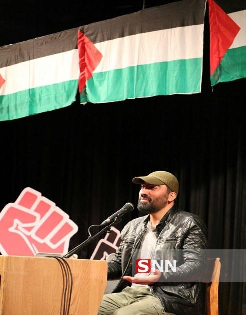 همایش «اینک قدس» در دانشگاه تهران برگزار شد