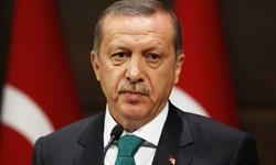 اردوغان فرانسه با دعوت از تروریست ها در کاخ الیزه آنها را تشویق ...
