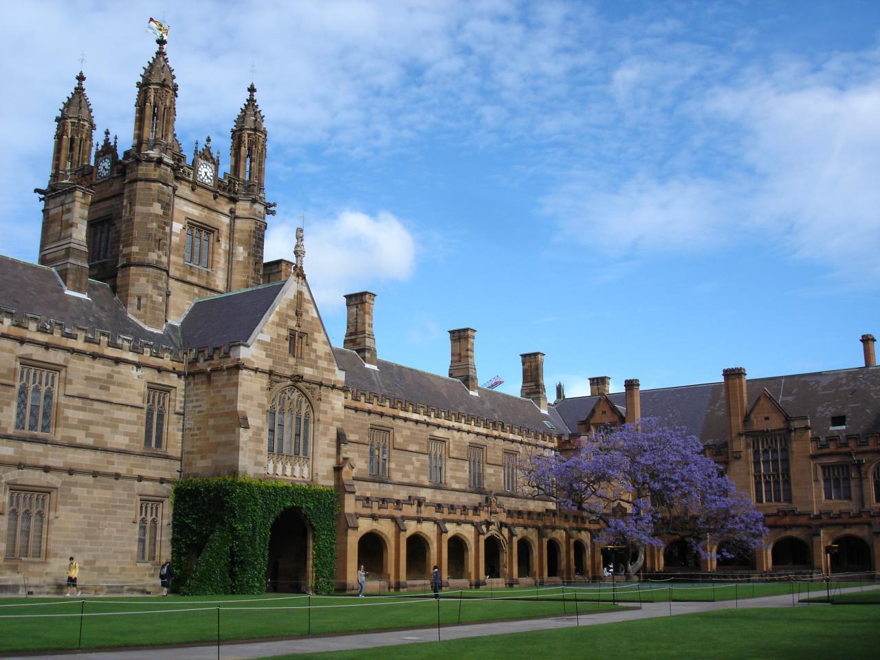 زیباترین دانشگاههای استرالیا را بشناسید