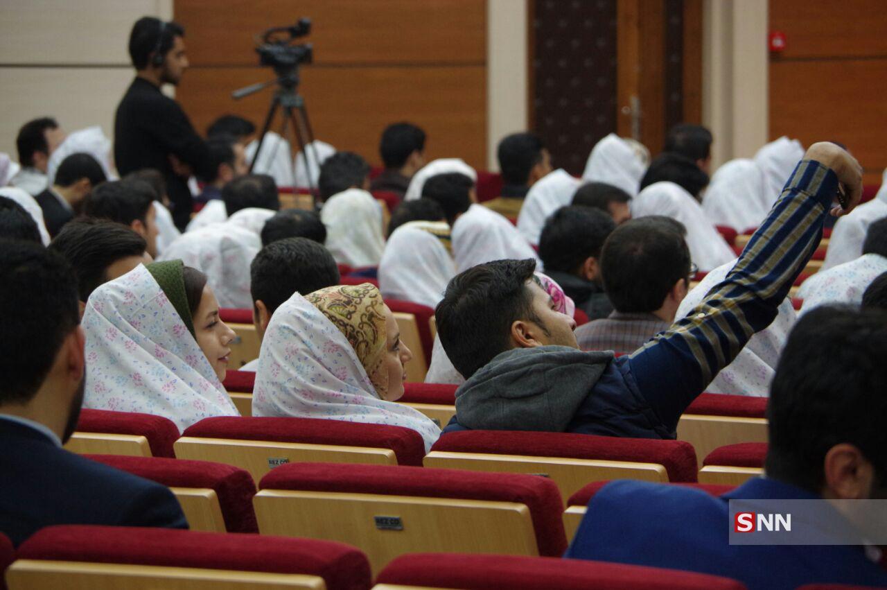 روایتی خواندنی از سه روز عاشقی زوج های دانشجو در جوار امام هشتم/وقتی با یک «بله» به دو آرزو میرسند!