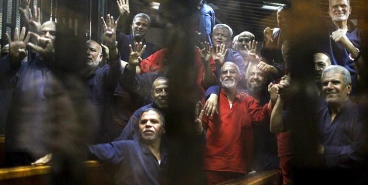 526119 818 - نخستین تبرئه جمعی اعضای اخوانالمسلمین از سال ۲۰۱۳