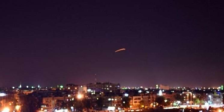 526125 124 - واکنش پدافند سوریه به تلاش صهیونیستها برای حمله به فرودگاه دمشق