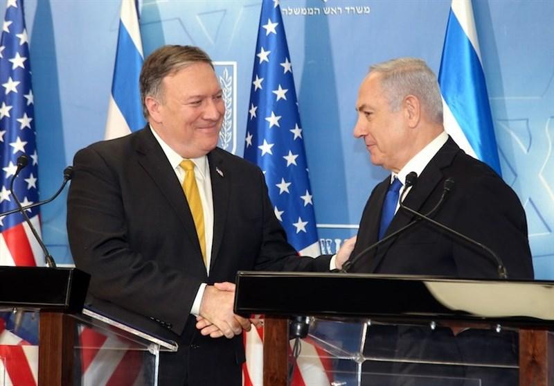 526230 700 - دعوت پامپئو از نتانیاهو برای شرکت در کنفرانس ضد ایرانی در لهستان
