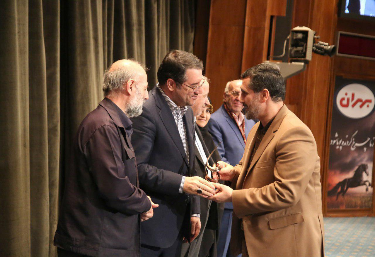 526476 584 - جشنواره ملی حاتم توسط وزارت صمت در سالن همایشهای سازمان صدا و سیما برگزار شد