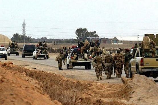 527002 224 - عملیات ضد داعش در خانقین عراق آغاز شد