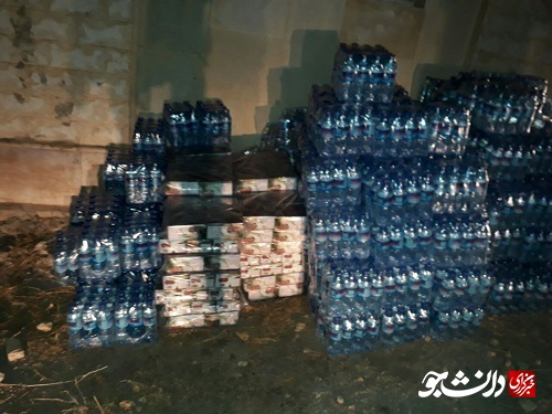 جلیلی//دانشجویان جهادگر از هیچ کمکی به زلزله زدگان دریغ نکردند/ از امداد روحی تا ساخت کانکس
