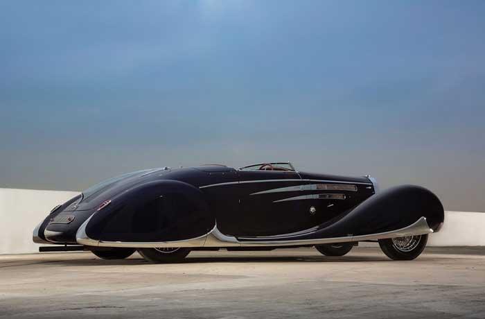 خودروی سوپرلوکس محمدرضا پهلوی چه بود و سرنوشت آن چه شد؟ / هدیه خاص فرانسه به محمدرضا شاه +عکس
