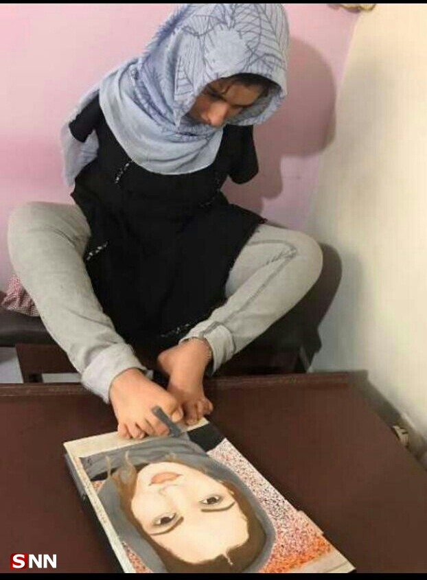 بماند/// دختری که بدون دست قهرمان پاراتکواندوی جهان شد/ برای موفقیت به تمسخرها و حرفهای نیشدار توجه نکنید