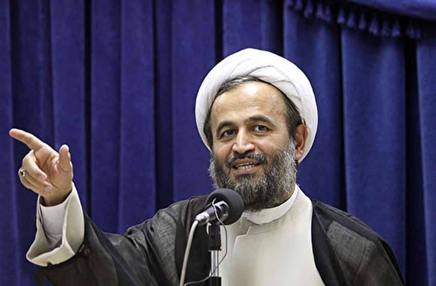Image result for حجت الاسلام پناهیان