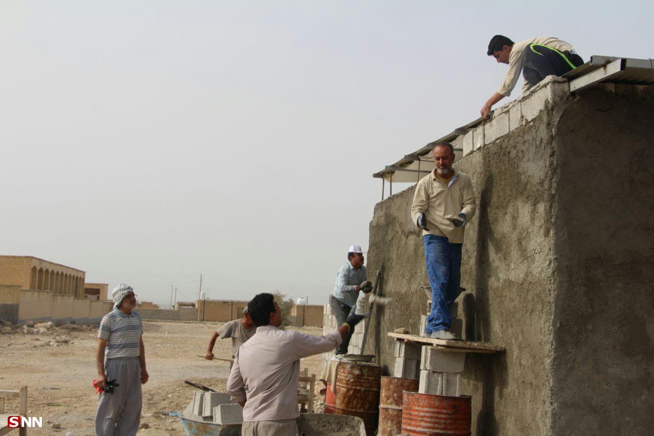 انتقال یک روستا به پایین کوه؛ کار جالب گروه جهادی افسران ولایت/ اختصاص وام بلاعوض و واگذاری زمین به روستائیان