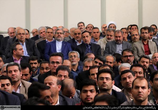راهحل منطقی ایران برای مسئله فلسطین رفراندوم از فلسطینیان است/ دانشگاه باید با کار علمی و راهگشا در مسئله اقتصاد ورود کند