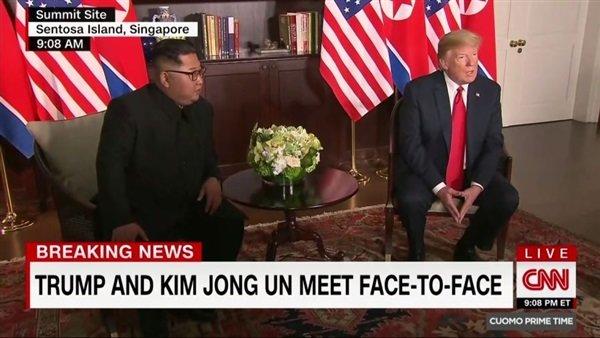 بررسی زبان بدن ترامپ و اون در مذاکرات سنگاپور