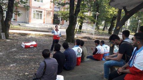 کارگاه آموزشی در دانشگاه علوم پزشکی گلستان برگزار شد+ تصاویر