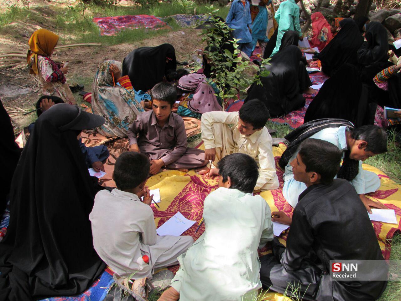 /بماند/آرزوی کودکان ایرانشهری که به همت دانشجویان جهادگر برآورده شد/  قولی که دانشجویان به کودکان تا پایان سال ۱۴۱۲ دادند