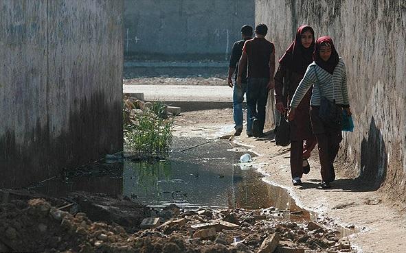 نتیجه تصویری برای حاشیه نشینی مشهد