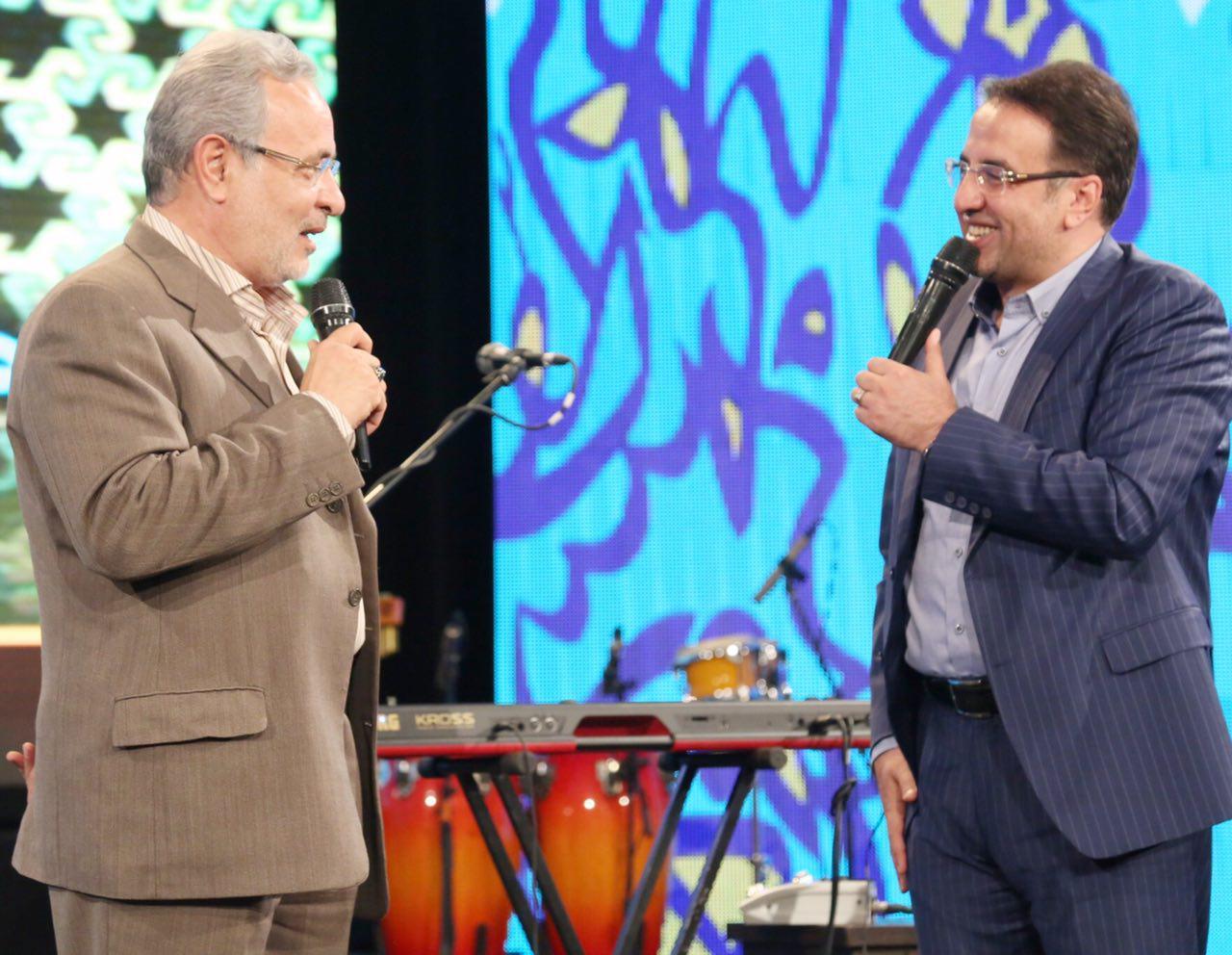 اجرای یک سلبریتی در برنامه تلویزیونی روزی ۲۵میلیون تومان آب می خورد
