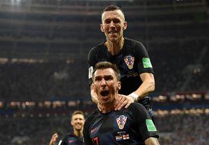 کرواسی با نقره داغ کردن انگلیس فینالیست شد/ رویای سه شیر ها نیمه تمام ماند