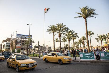 زندگی در بغداد عادی است