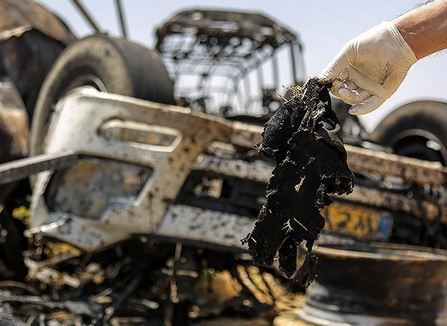مقصران حادثه مرگبار سنندج معرفی شدند