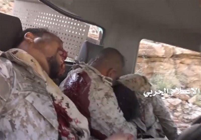 هلاکت ۴ نظامی سعودی در یمن/ حمله موشکی به مواضع مزدوران در الجوف