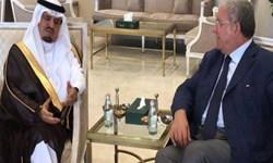 گفتگوی وزیر کشور لبنان با مقامات امنیتی عربستان در جده