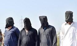 عملیات تروریستی علیه گردهمایی انتخاباتی در کراچی ناکام ماند