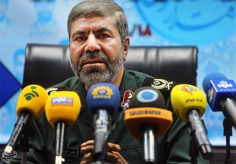 انتصاب سردار آبرومند به عنوان جانشین فرمانده قرارگاه جنگ نرم سپاه