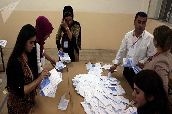 تصمیم کمیساریای عالی انتخابات عراق به بازشماری دستی آرا در برخی مراکز