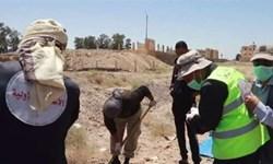 کشف ۱۲۰۰ جسد در گورهای دسته جمعی در «الرقه»
