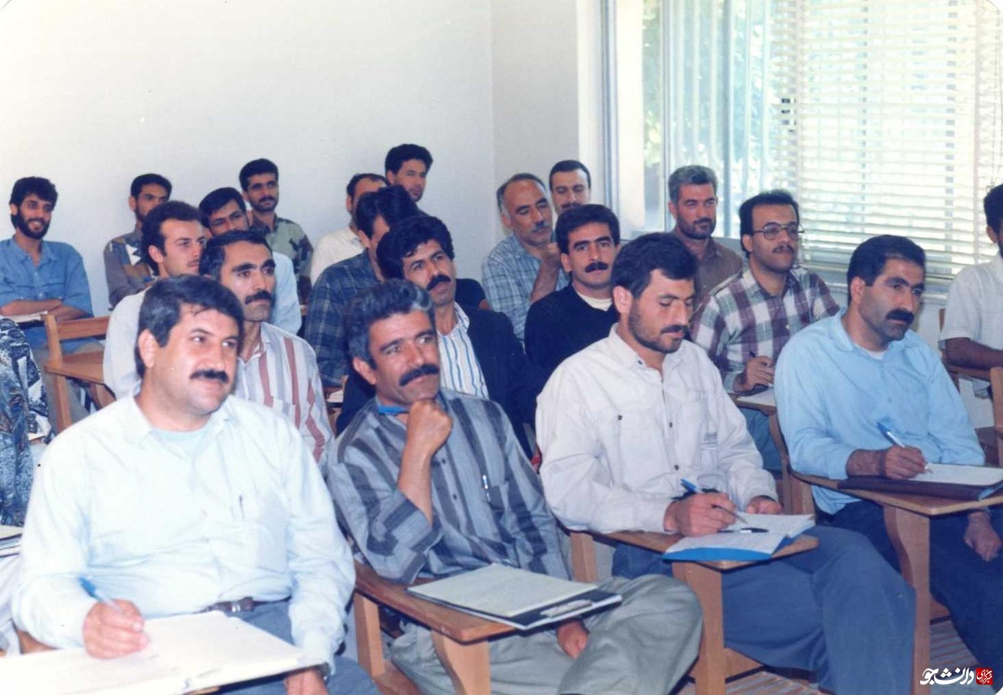 بماند/دانشکده محیط زیست کرج، مرکز تخصصی آموزش محیطبانی/ دانشگاهی که در بدو تاسیس تعهد استخدام داشت