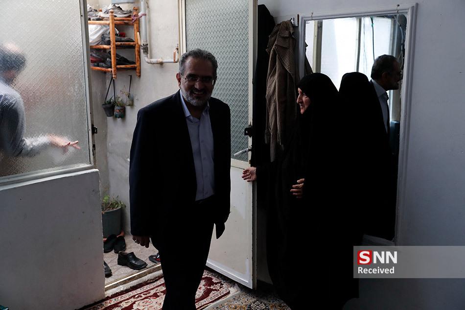 روایتی از حضور خبرنگاران در مناطق محروم / همدلی در «قیامدشت»